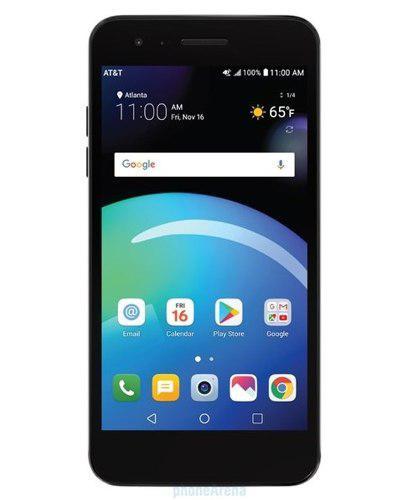 Teléfono Celular Android 7.1 Lg Phoenix 4 4g 8mp 16gb Nuevo