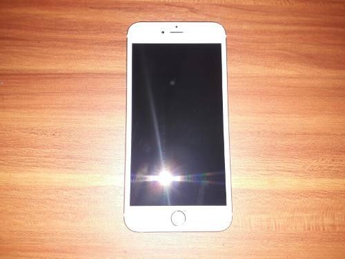 iPhone 6s Plus 32gb Gold Liberado De Fabrica 4g Lte 280v