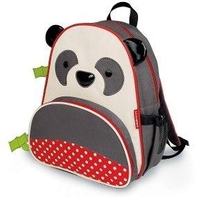 Bolso Morral Escolar Pia Panda Zoo Pack Original