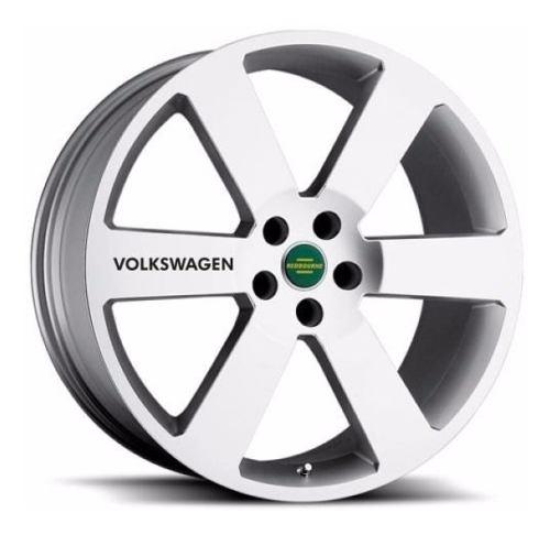 Calcomania Volkswagen Para Rines, Manillas, Retrovisores