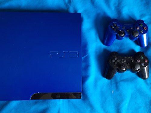 Consola De Playstation gb Edicion Especial Azul