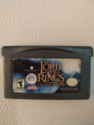 El Señor De Los Anillos Nintendo Game Boy Advance