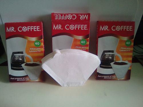 Filtro Para Cafetera Nª 2 Mr. Coffee