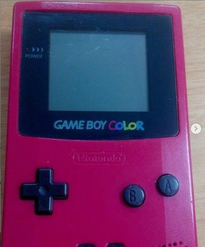 Game Boy Color Usado