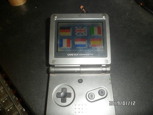 Game Boy Nintendo Advance Sp