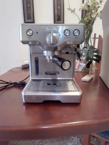 Maquina De Cafe Breville