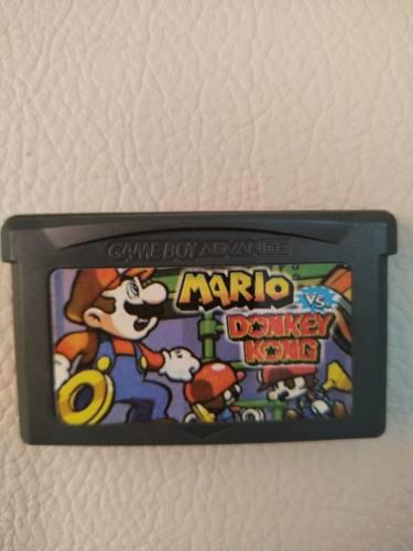 Mario Vs Donkey Kong Game Boy Advance Leer Descripción