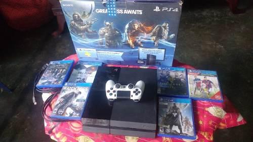 Playstation  Gb Destiny 1 Control 9 Juegos Originales