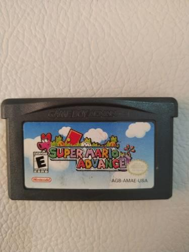 Super Mario Advance Super Mario Bros 2 Game Boy Advance