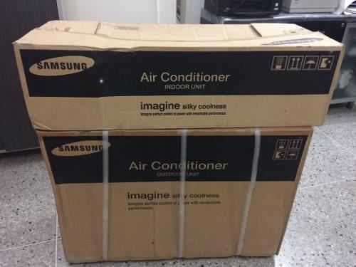 Aire Acondicionado Samsung 18 Btu Split Con Control Remoto