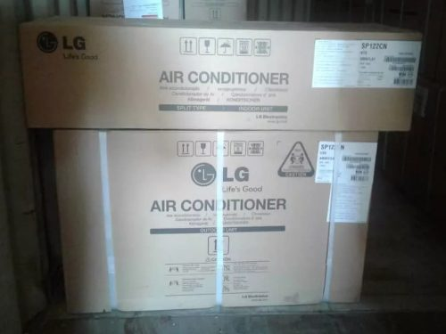 Aire Acondicionado Split Lg btu