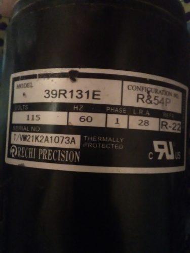 Compresor Aire Acondicionado De  Btu 110 Voltios