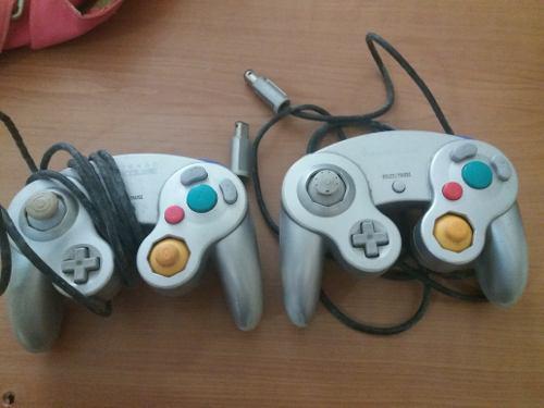 Controles De Gamecube Originales.