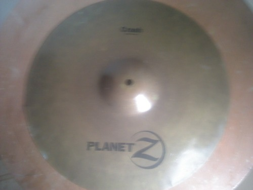 Platillo Crash Zildjian De 16 (made In Usa 30 $)