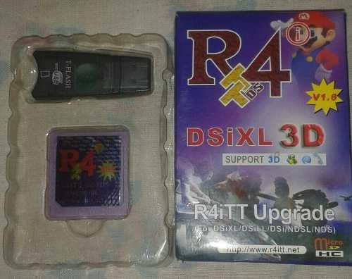 R4 Para Ds 3d