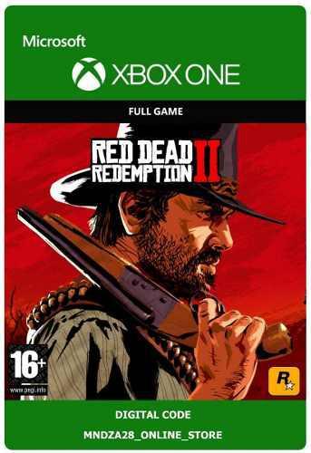 Redemption 2 Videojuego Xbox One / Código Digital (c)