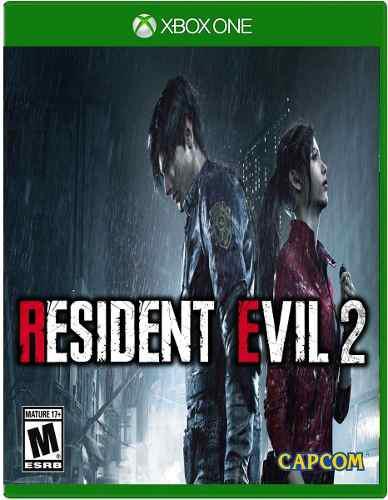 Resident Evil 2 2019 En Caracas, Usado