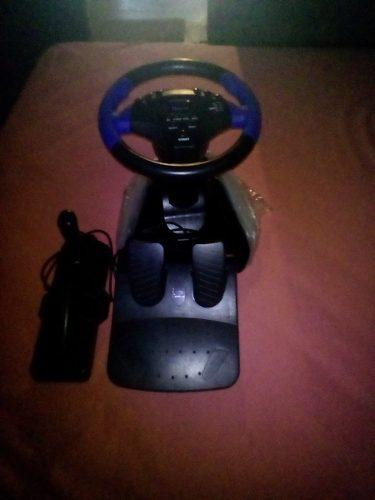 Volante Simulador Gt4 Racing Para Ps1 Ps2 Ps3 Pc