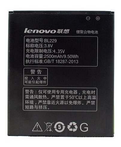 Batería Pila Lenovo Bl229 A806 A8 A808t 100% Nueva