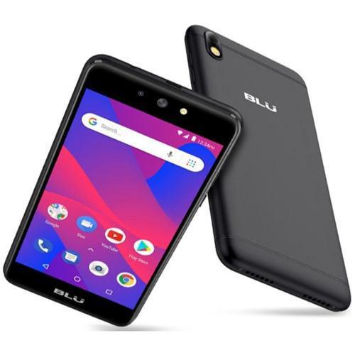 Blu Grand M2x 1gb 8gb Dual Sim 4g (80 Ver Ds) /celulares Ccs