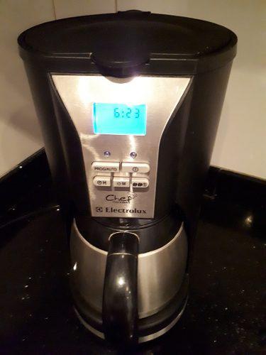 Cafetera Electrica Electrolux 15 Vrdes Negociable