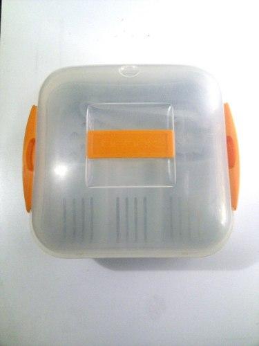 Esterilizador De Teteros Para Microondas Marca Bebek