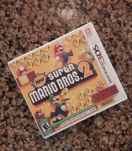 Juego Nintendo 3ds Super Mario 2