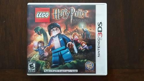 Lego Harry Potter (2011) Juego 3ds Usado