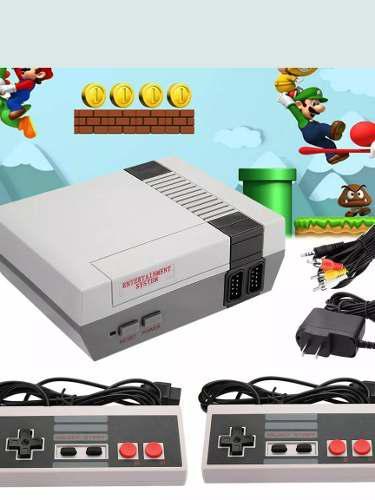 Mini Nintendo Clásico 620 Juegos
