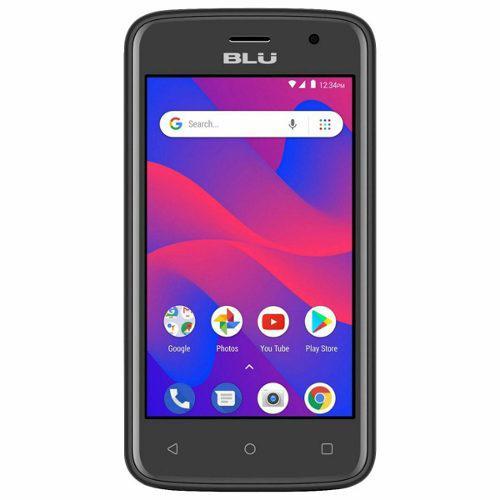 Telefono Celular Android Blu C4 8gb + Forro Nuevo