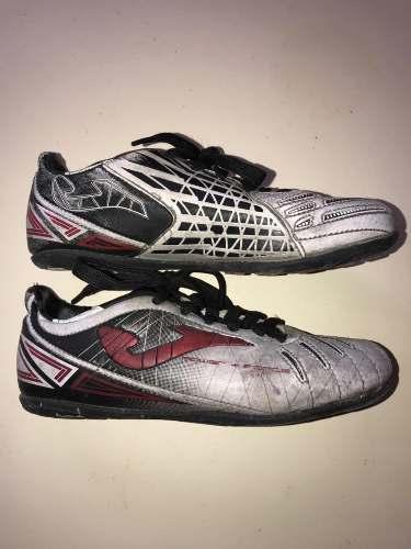 Zapatos Tacos Para Fútbol Para Niños, Marca Joma.usados