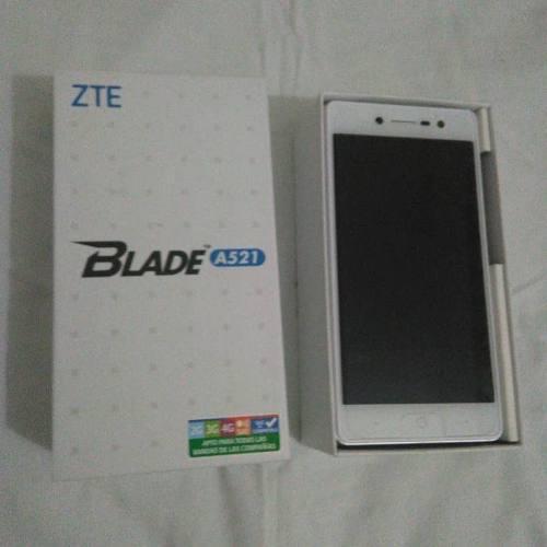 Zte Blade A521 (blanco) Camara 13mp