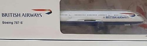 Aviones Escala Hogan Wings British Airways