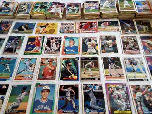 Coleccion Barajitas Beisbol Mlb Venezolanas Y Grandes Ligas