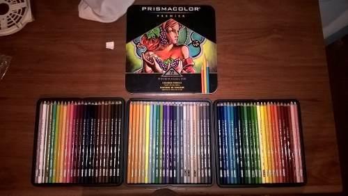 Colores Prismacolor Premier 72 Totalmente Nuevos Originales
