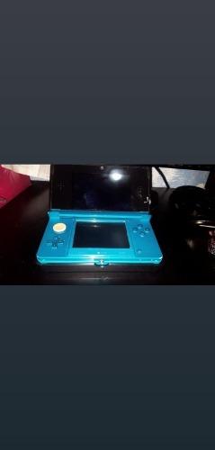 Ds 3d Con Accesorios + Juegos