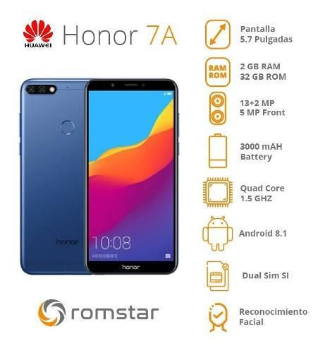 Huawei Honor 7a 160d