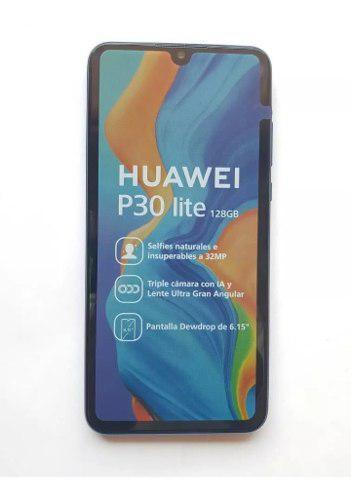 Huawei P30 Lite 128gb/ 4gb Ram (290)