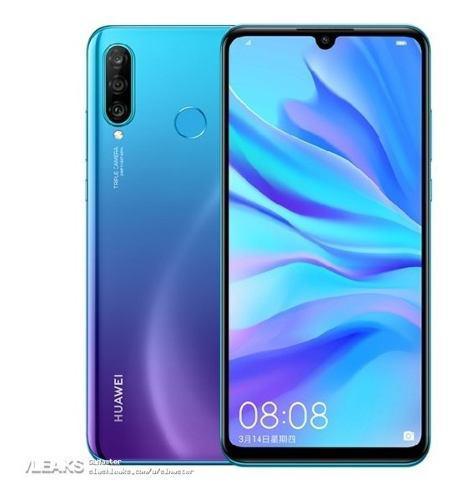 Huawei P30 Lite 128gb 4gb Ram Pantalla 6.15 (300 V)