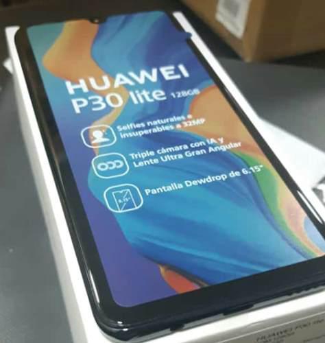 Huawei P30 Lite 4gb De Ram Y 128gb