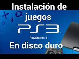 Instalcion De Juegos Digitales Para Ps3 Pack De 5 Combos