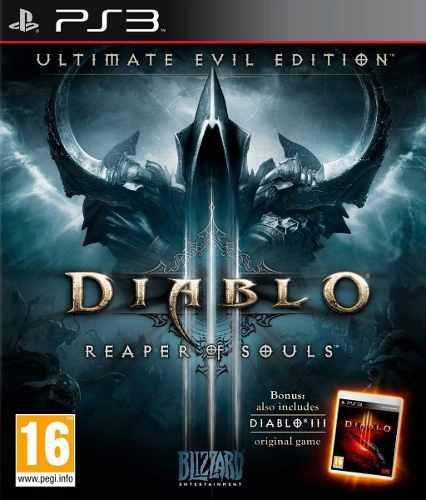 Juego Diablo 3 Reaper Of Souls Ps3