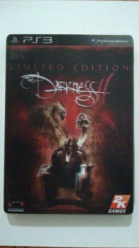 Juego Ps3 Darkness 2 Limited Edicion Fisico
