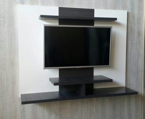 Mueble Para Tv 32 Y 42,55 Pulgadas Fabricado En Melamina