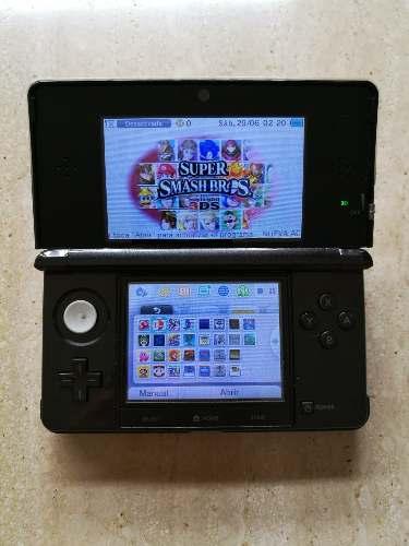 Nintendo 3ds +30 Juegos