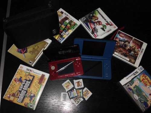 Nintendo 3ds Y Nintendo Ds Xl