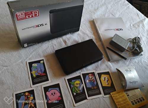 Nintendo Ds 3ds Xl Como Nuevo