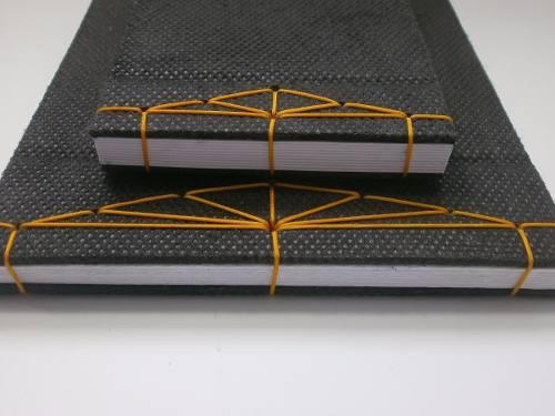 Sketchbook Libreta De Bocetos Artesanal Encuadernado