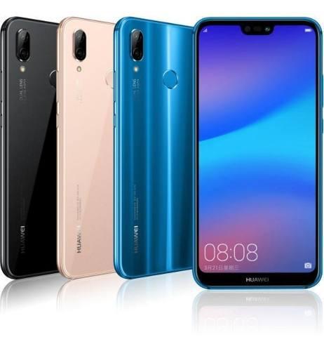 Telefono Huawei P20 Lite 4gb + 32gb En245us