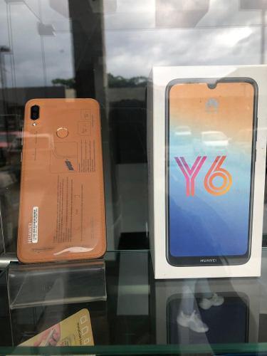 Teléfono Huawei Y6 2019 De 32gb Liberado 3 Meses De
